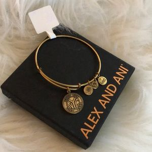 • Alex and Ani Subway Token •
